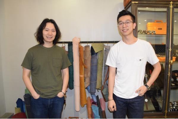 【企業診斷】皮革私製  零售開班兼備