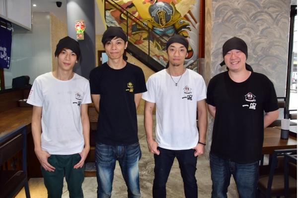 【企業診斷】四青年赴日學藝開拉麵店
