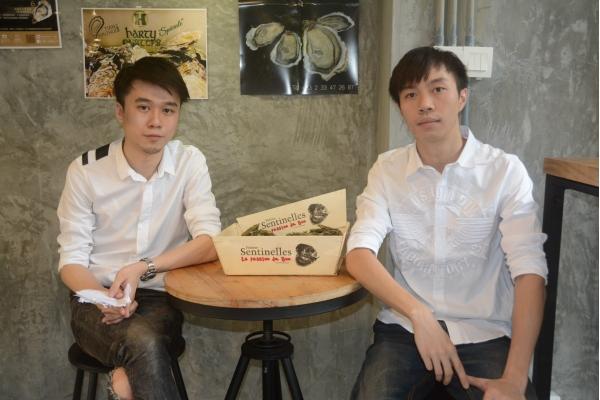 【企業診斷】三年輕人開生蠔速遞店