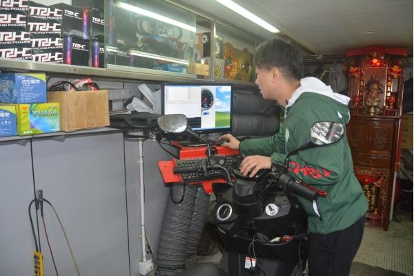 【企業診斷】修電單車創業 冀擴充奈何缺人