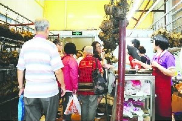 傳統端午粽增銷  新式素粽試水溫