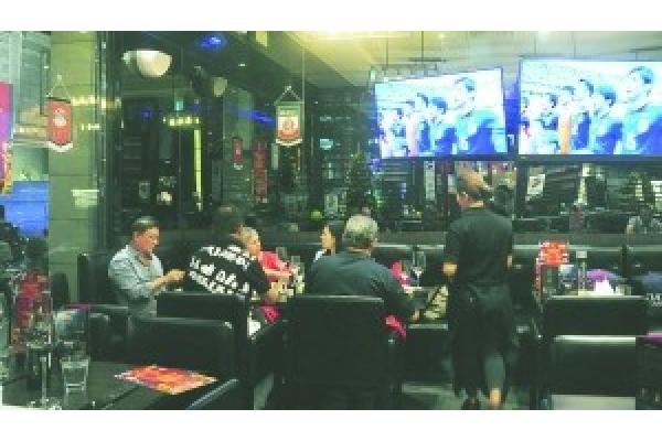 世盃熱  酒吧生意增三成