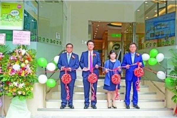 商業銀行增分行拓本地市場