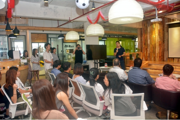 青年創業創新培育計劃 21