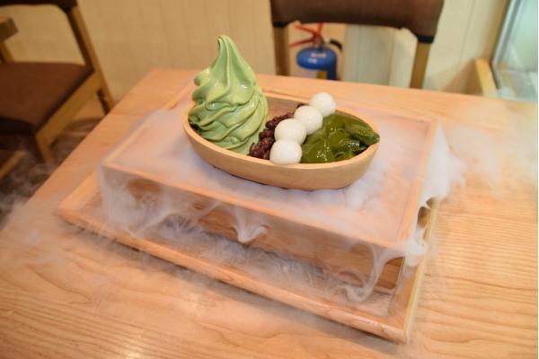 【企業診斷】三人合資引入抹茶甜品店