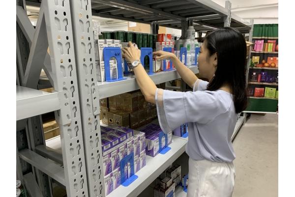 【企業診斷】營養保健品網店擬重開地舖