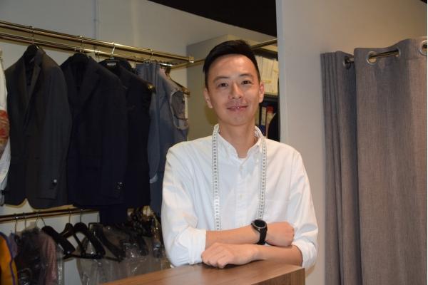【企業診斷】門外漢創業 訂造西裝兼改衫