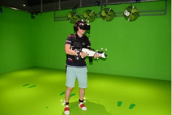 【企業診斷】VR體驗進駐澳門看好娛樂前景 Sandbox VR