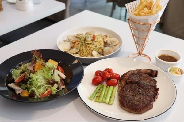 【企業診斷】藍帶二代接手 轉型輕食餐廳