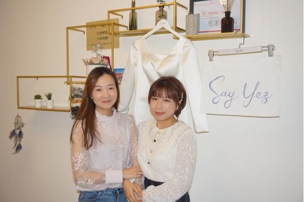 【企業診斷】留學回澳合資五十萬   創韓式婚紗店