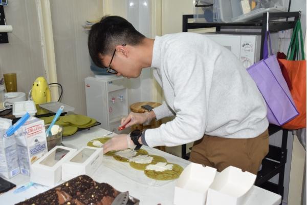 【企業診斷】兩人投資十五萬開發低糖烘培