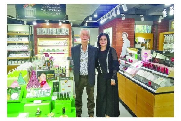 韓化妝品牌開源節流催谷生意