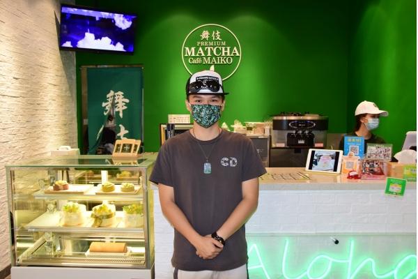 【企業診斷】合資引入抹茶品牌   拓大中華市場