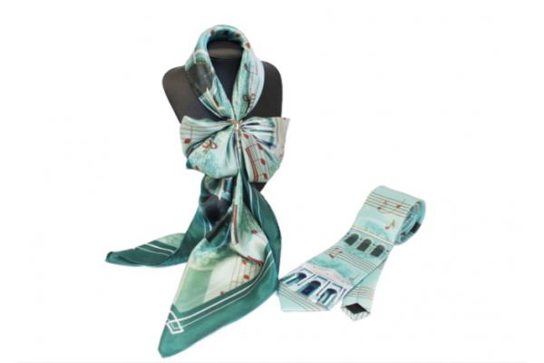 【生產力中心】參加絲巾及領帶設計比賽發揮無限創意