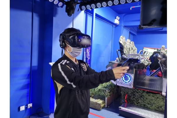 【企業診斷】疫下開VR遊戲店 艱苦經營