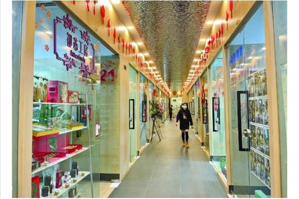 優化結構規劃  增商場購物體驗