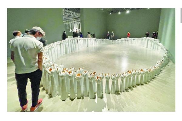 永利鏡像大千  展四百件瑰寶
